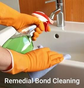 Remedial Bond Cleaning